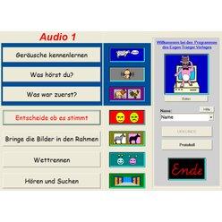 AUDIO 1 (Schullizenz)