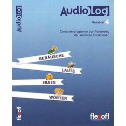 AudioLog 4 PRO -  Erstlizenz Vollversion