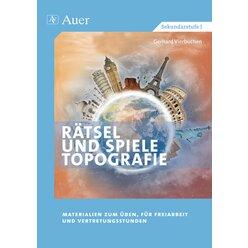 Training Topografie, Buch, 5.-10. Klasse