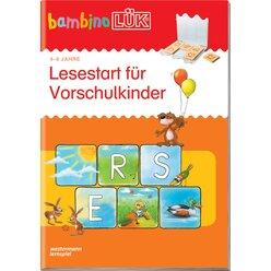 bambinoLÜK Lesestart 1, ab 4 Jahre
