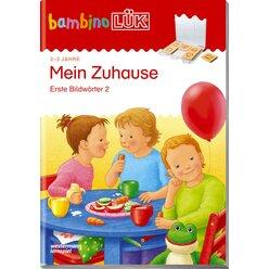 bambinoLÜK Mein Zuhause, 2-5 Jahre