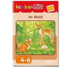 bambinoLÜK Im Wald, Übungsheft, 4-6 Jahre