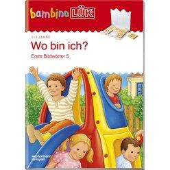bambinoLÜK Wo bin ich ?, Heft, 2-3 Jahre