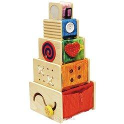 Multi-Spielkisten, 5 verschiedene Größen, ab 19 Monate