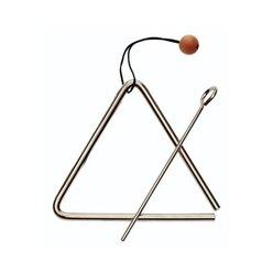 Triangel, 8 mm Durchmesser, 10 cm, ab 3 Jahre