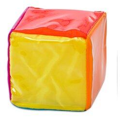 Pocket Cube, 10x10x10 cm, Schaumstoffwürfel mit Einstecktaschen, ab 3 Jahre