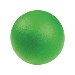 Softball, beschichtet, 15 cm, grün