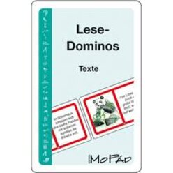 Lese-Dominos - Texte