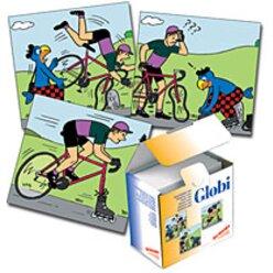 Geschichten mit Globi - Bilderbox, 4-12 Jahre