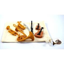 DIY-Kit Instrumente Figuren