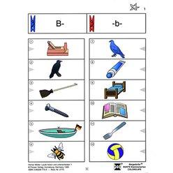 ColorClips Laute hören und unterscheiden 1