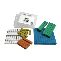 COMPUTANDI BASIC Rechenbox farbig