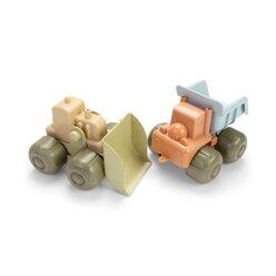 dantoy® BIOplastic Bagger & LKW Set 2 tlg., ab 2 Jahre
