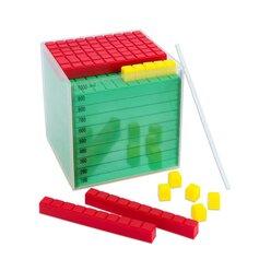 dm³-Würfel in 3 Farben, ab 9 Jahre