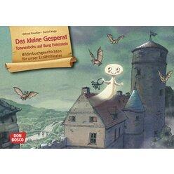 Kamishibai Bildkartenset - Das kleine Gespenst, 4-8 Jahre