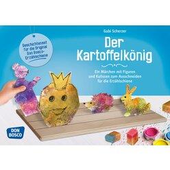 Erzählschiene Bastelset - Der Kartoffelkönig, ab 2 Jahre