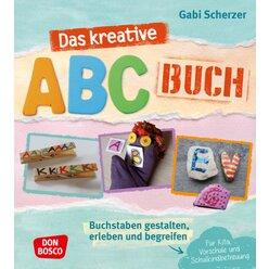 Das kreative ABC-Buch, ab 4 Jahre