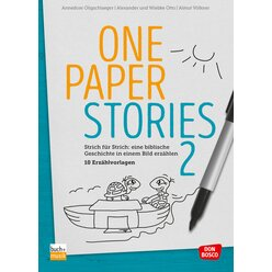 One Paper Stories Band 2, ab 6 Jahre