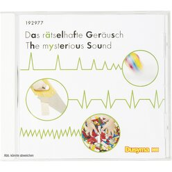 Das rätselhafte Geräusch, CD mit Spielanleitung