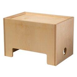 Kasten für Kabäuschen, Spielmöbel