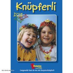 Dusyma Knüpferli, Anleitungsheft