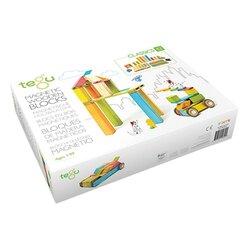 TEGU Magnet-Holzbausteine 42 Teile farbig, ab 1 Jahr