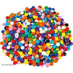 Muggelsteine aus Kunststoff (1000 Stück), ab 3 Jahre