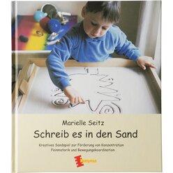 Schreib es in den Sand, Buch