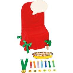 Stuhlkleid für Feste