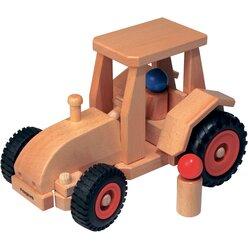 Traktor, Holzspielzeug, ab 3 Jahre