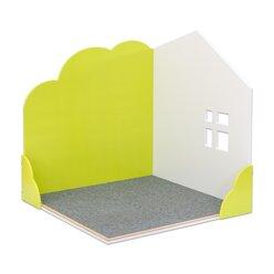 Educasa Spielecke mit Tretford-Teppich, 1-7 Jahre