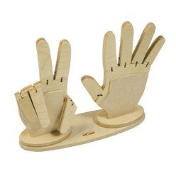 Rechen-Hände - Set von 2, Lernspiel, ab 3 Jahre