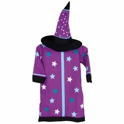 Zauberer-Kostüm mit Hut, 3-6 Jahre