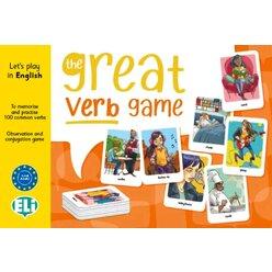 Great Verb Game, Sprachlernspiel Englisch