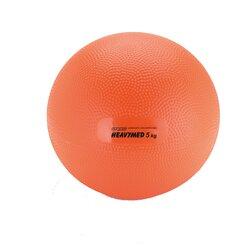 Gymnic Heavymed 5000 gr, orange