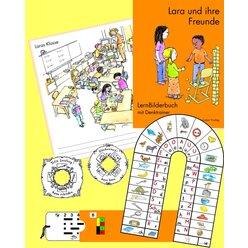 Lara und ihre Freunde: Lern-Bilderbuch, 1. Klasse