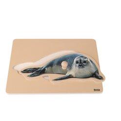Kleinkind Puzzle: Seehund, ab 1 Jahr