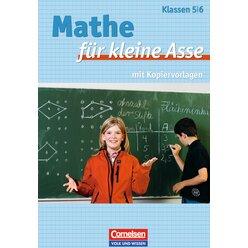 Mathe für kleine Asse, Buch, 5.-6. Klasse