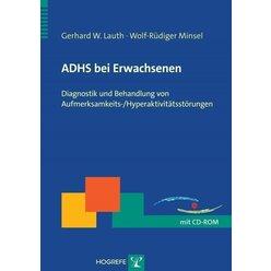 ADHS bei Erwachsenen, Manual inkl. CD-ROM