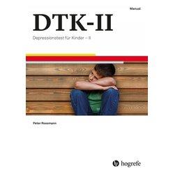 DTK-II Depressionstest, Manual