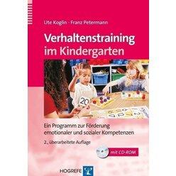 Verhaltenstraining im Kindergarten, Buch inkl. CD-ROM