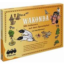 Wakonda, Spielesammlung, 5-10 Jahre