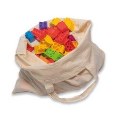 BIOBUDDI Spezial Set mit 240 Teilen in Baumwolltasche, 2-6 Jahre