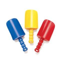 dantoy® Sandspielzeug, Mehlschaufel super (6 Stück), 23 cm