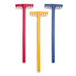 dantoy® Sandspielzeug, Rechen 42cm, farblich sortiert