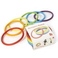 Gonge® Activity Rings, 24-er Set
