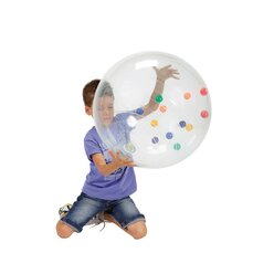 Gymnic Activity Ball, Ø 50 cm, transparent