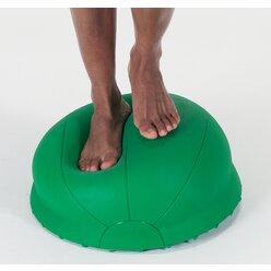 Gymnic Core Balance Ø 40cm, Höhe 25cm (2 Stück mit Übungsheft)