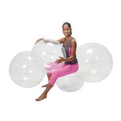 Gymnic Opti Ball 75 cm, transparent