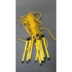 Magnetstift gelb, klein